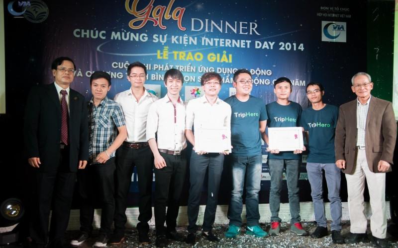 Công bố và trao giải Hội tụ 2014 và Best Mobile Products 2014