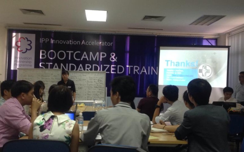 Zinmed tham dự Bootcamp & Standardized Trainning by IPP.VN