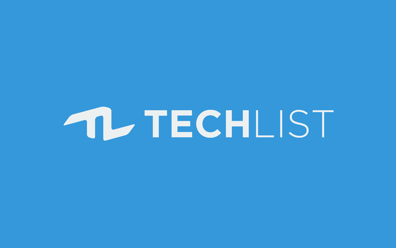 Zinmed is top 10 in Techlist