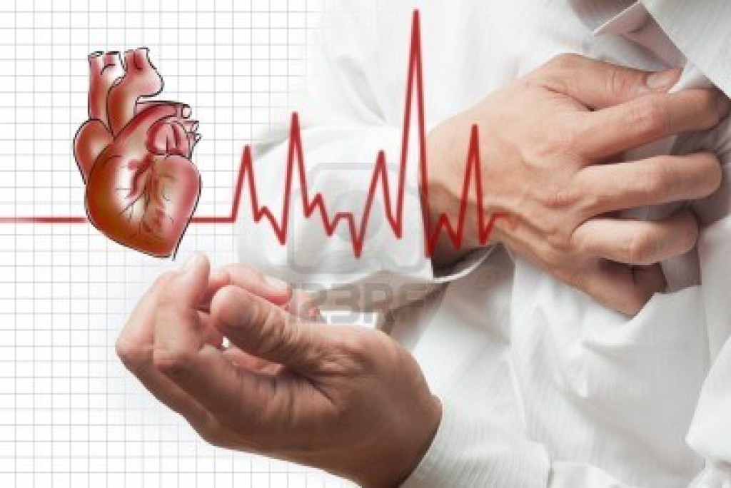 12395815-heart-attack-and-heart-beats-cardiogram-background